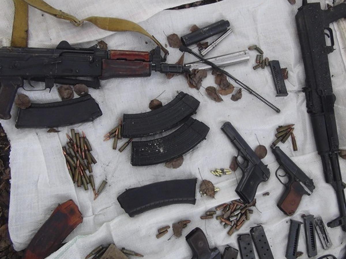 Арсенал оружия ибоеприпасов отыскали в помещении управляющей компании в столице России