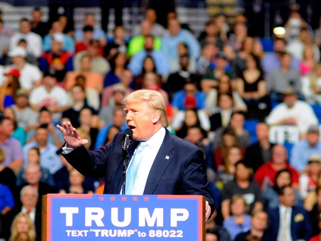 США стоят напороге «нового финансового чуда»,— Трамп