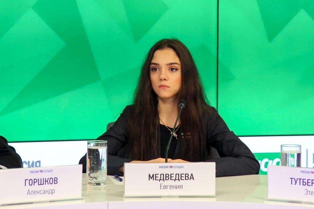 Фигуристка Медведева пропустит чемпионат России из-за травмы