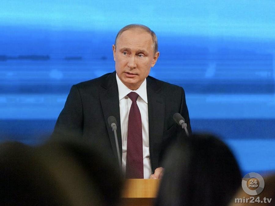 Путин поручил недопустить необоснованного роста квартплаты