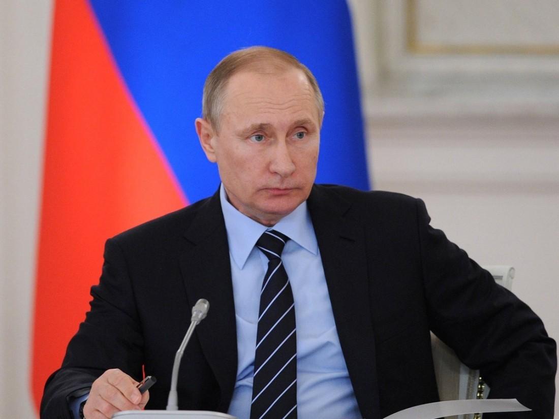 Путин описал новую военную стратегию США «на 2-х языках»