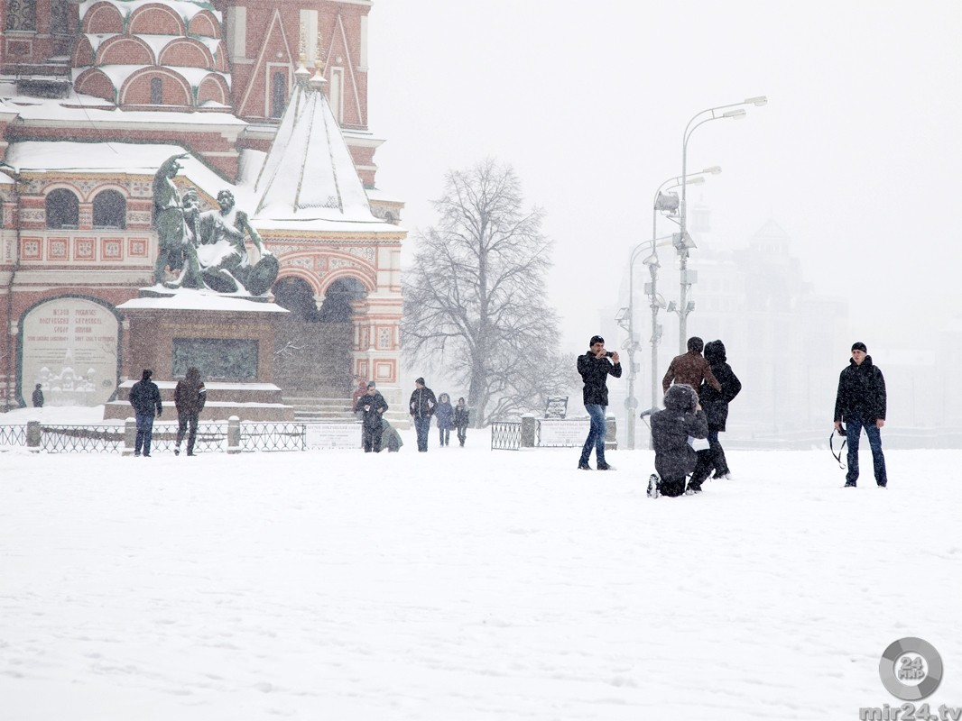 Граждан столицы ждет теплый декабрь