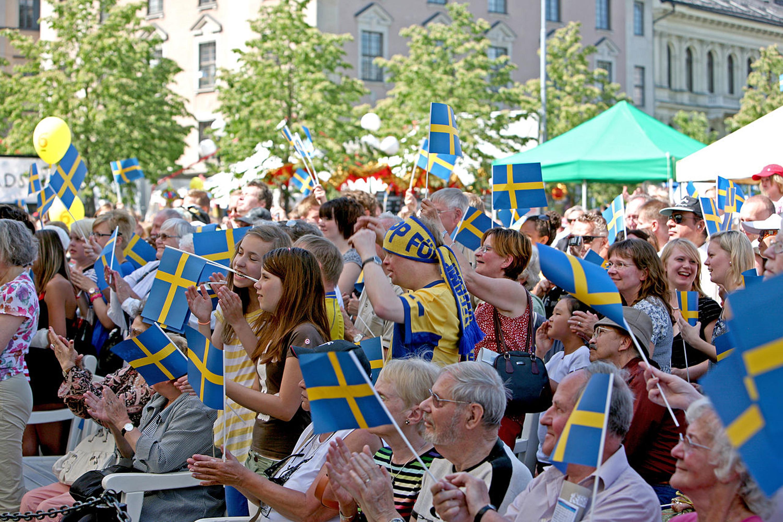 В 2026г граждане Швеции будут уходить напенсию в64 года