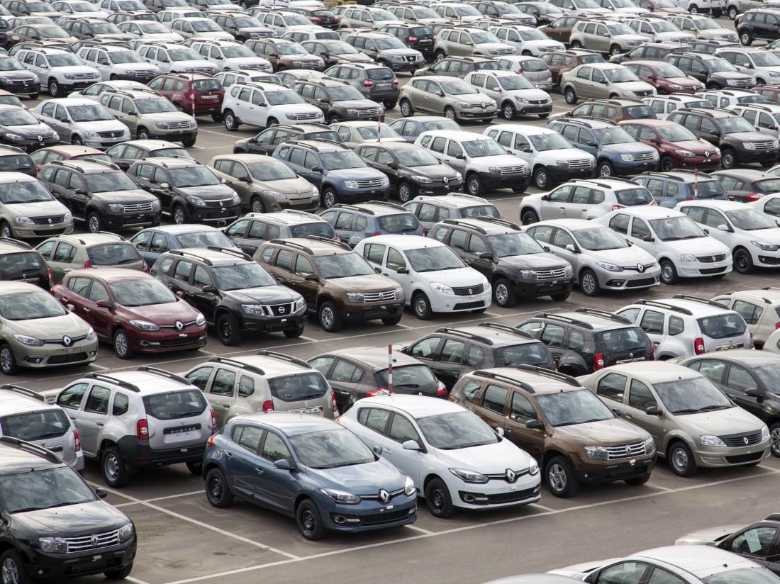 В столицеРФ кЧМ-2018 организуют парковки нанесколько тыс. машиномест