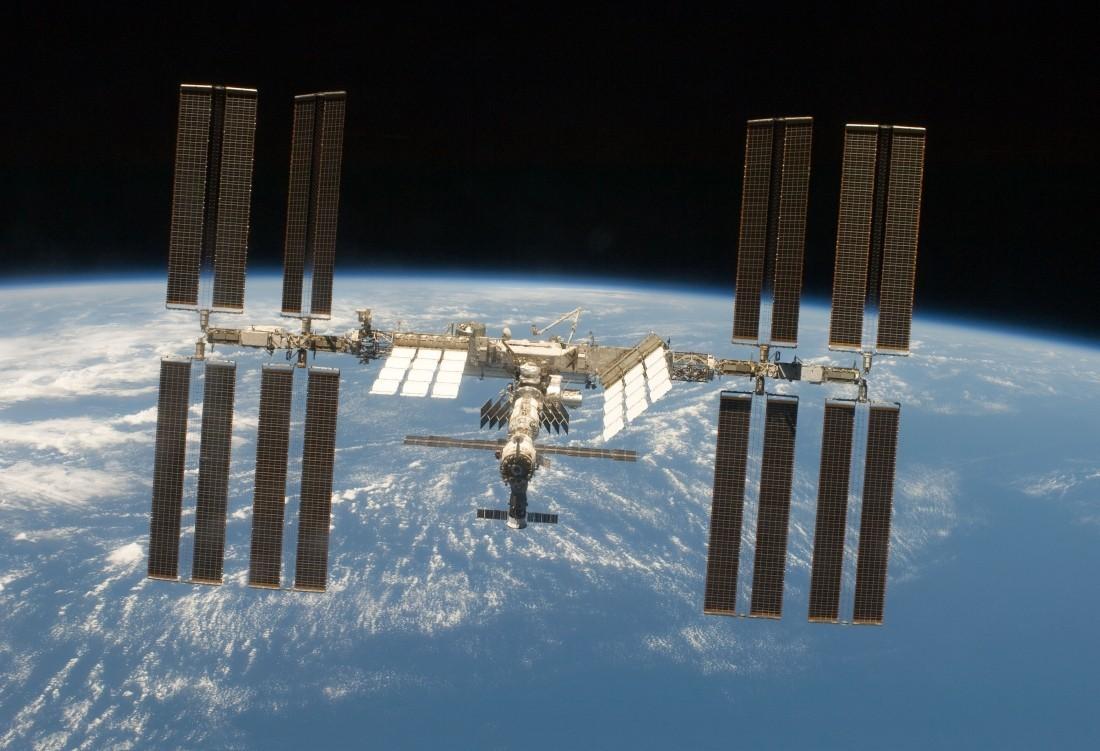 Роскосмос собирается создать наМКС космический отель