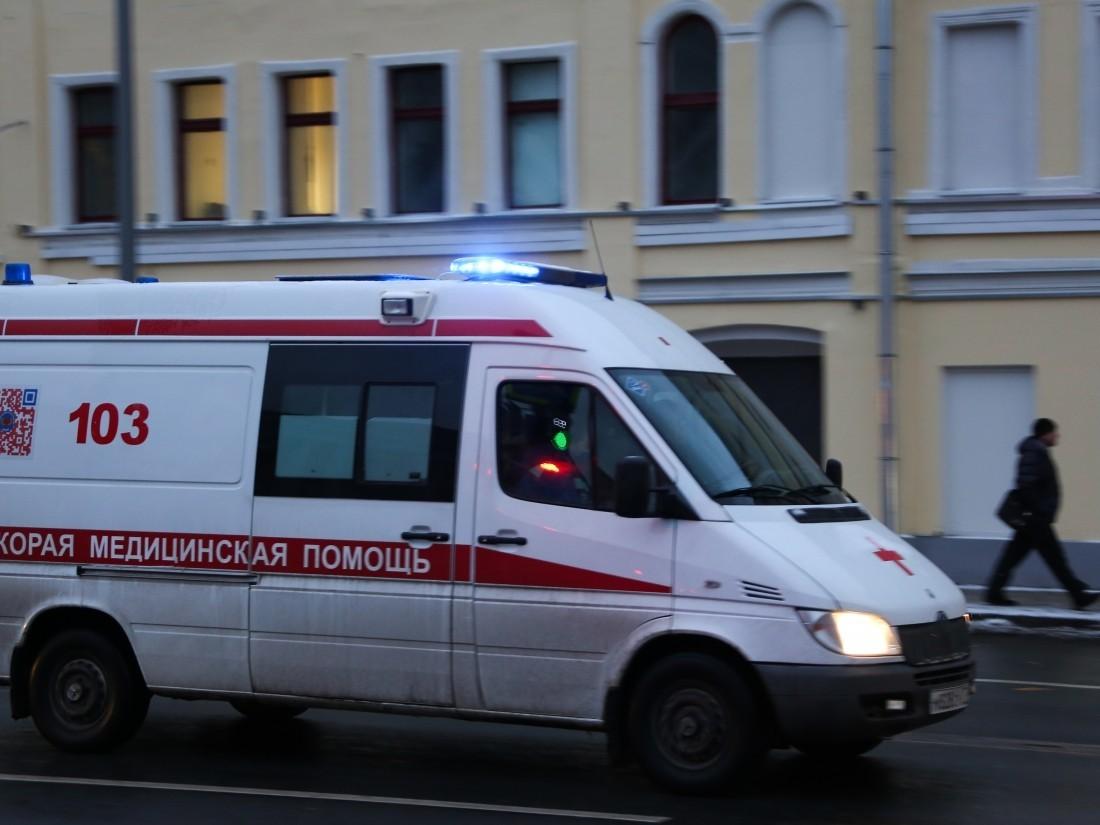 В новейшей столице России вДТП сучастием маршрутки пострадали шесть человек