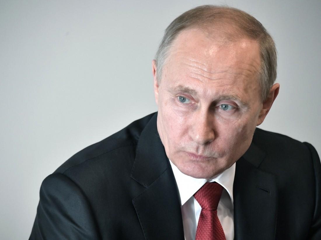 «Зеленые» поддержали кандидатуру В.Путина навыборах президента Российской Федерации