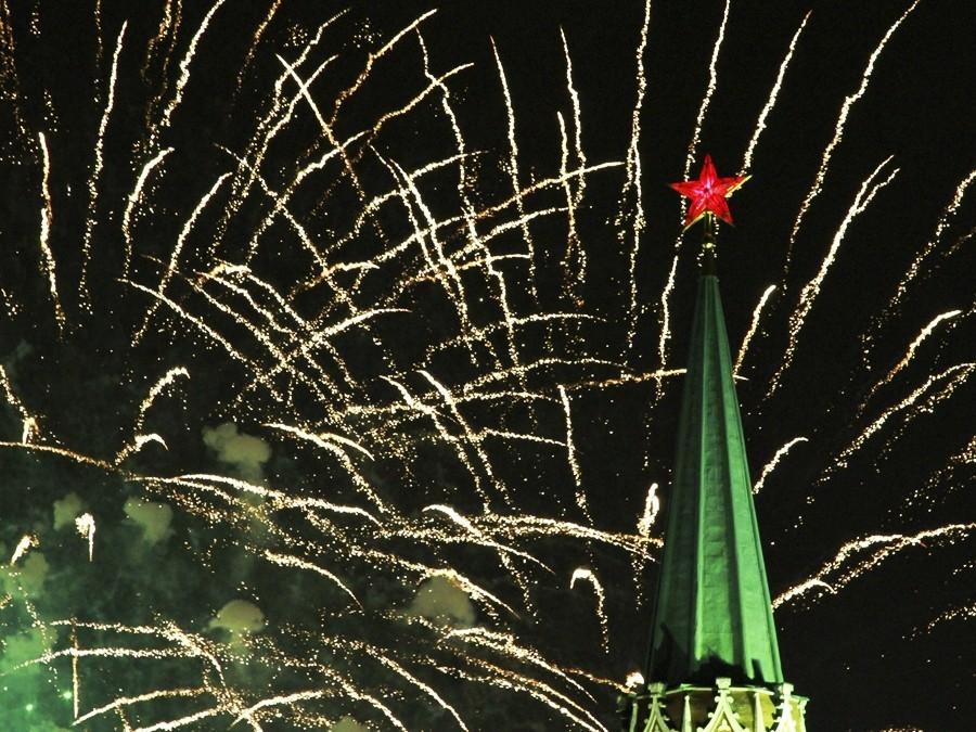 В столице России появятся около 80 точек для запуска фейерверков