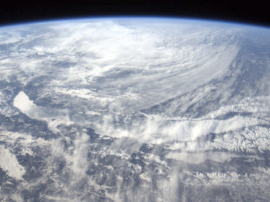 Ученые зафиксировали вокеане таинственные «дымовые кольца»