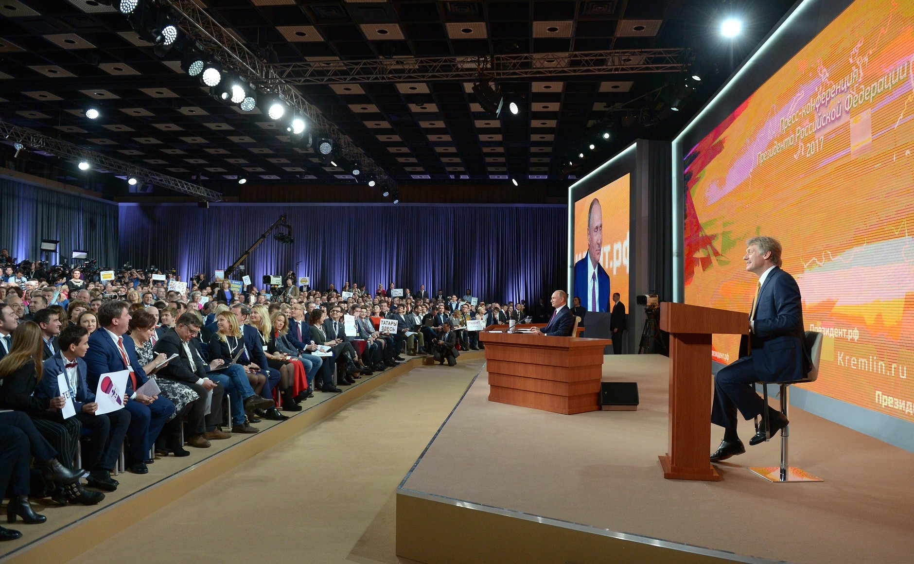 Владимир Путин: Немнеже себе соперников воспитывать