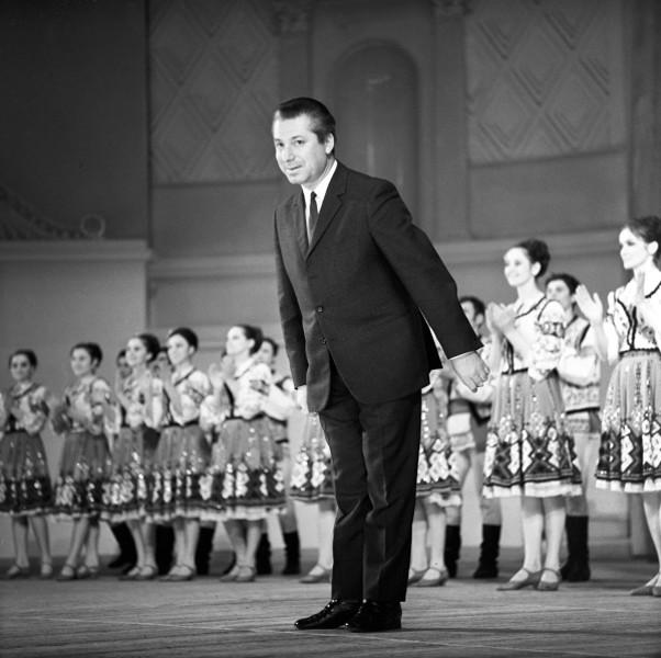 Скончался управляющий танцевального ансамбля «Жок» Владимир Курбет