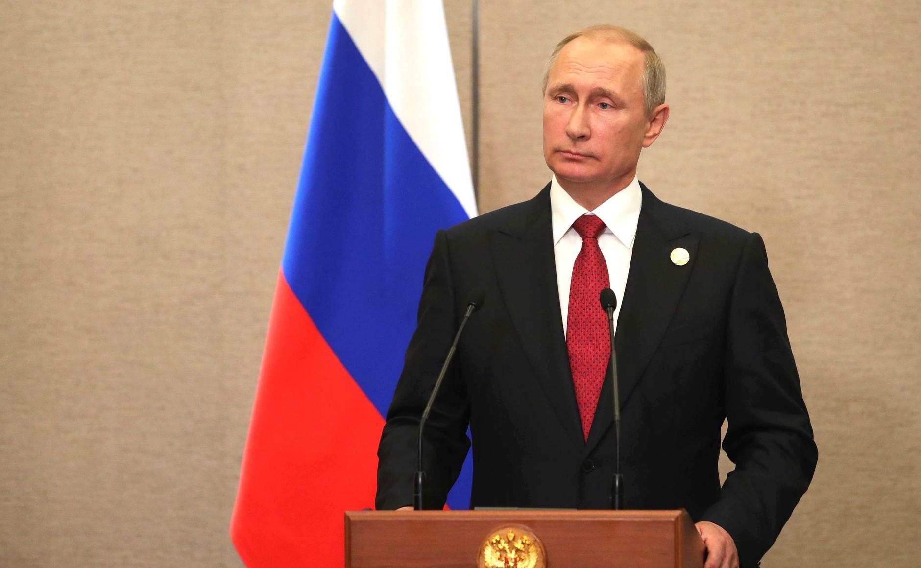 «Это будет самовыдвижение»— Владимир Путин