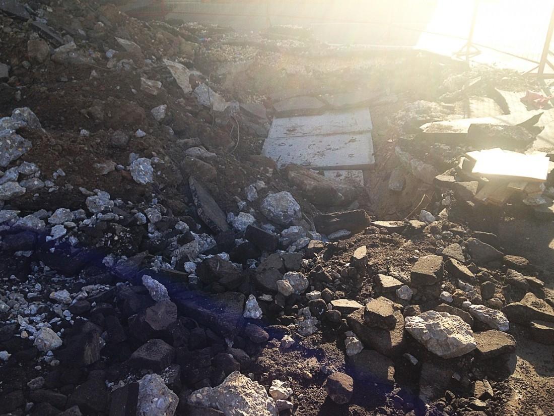 Разбор завалов наместе обрушения дома вИвановской области завершен
