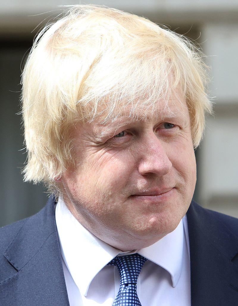 Руководитель МИД Великобритании Джонсон прибыл вРФ софициальным визитом