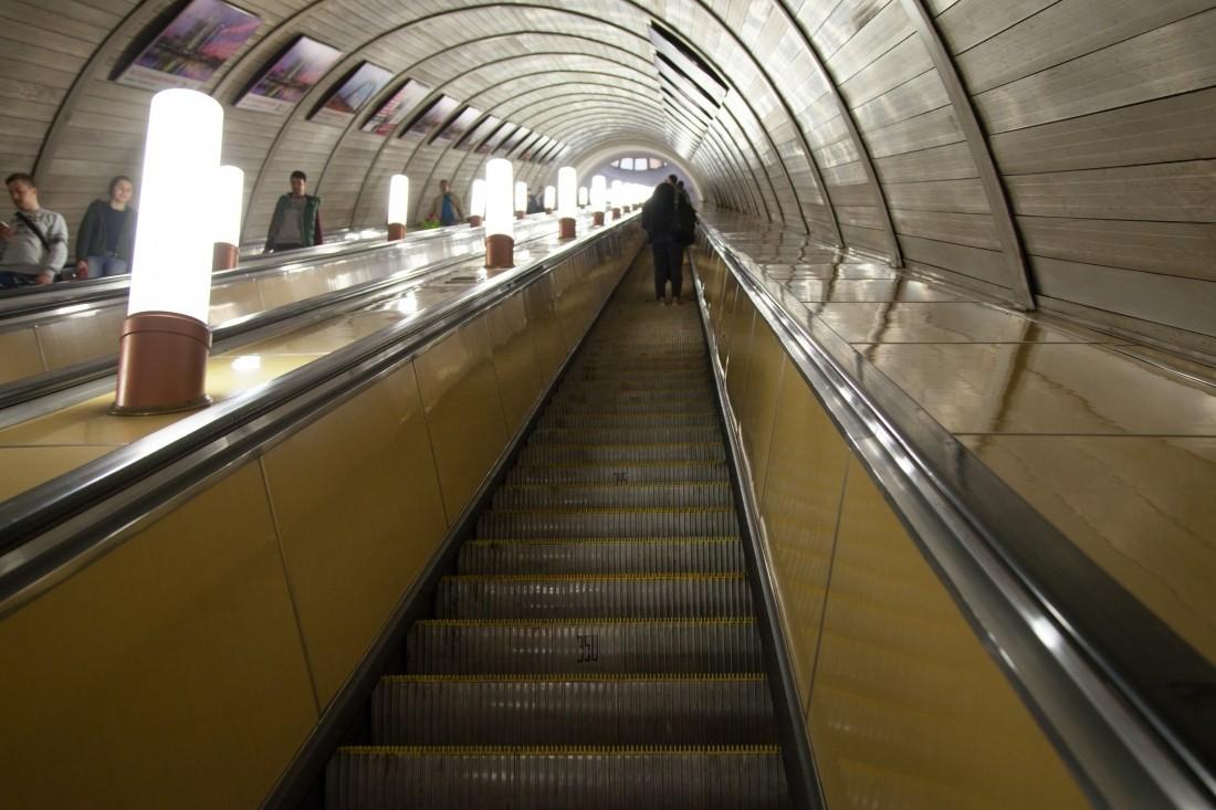 Станция «Ховрино» вметро столицы  открылась впоследний день года