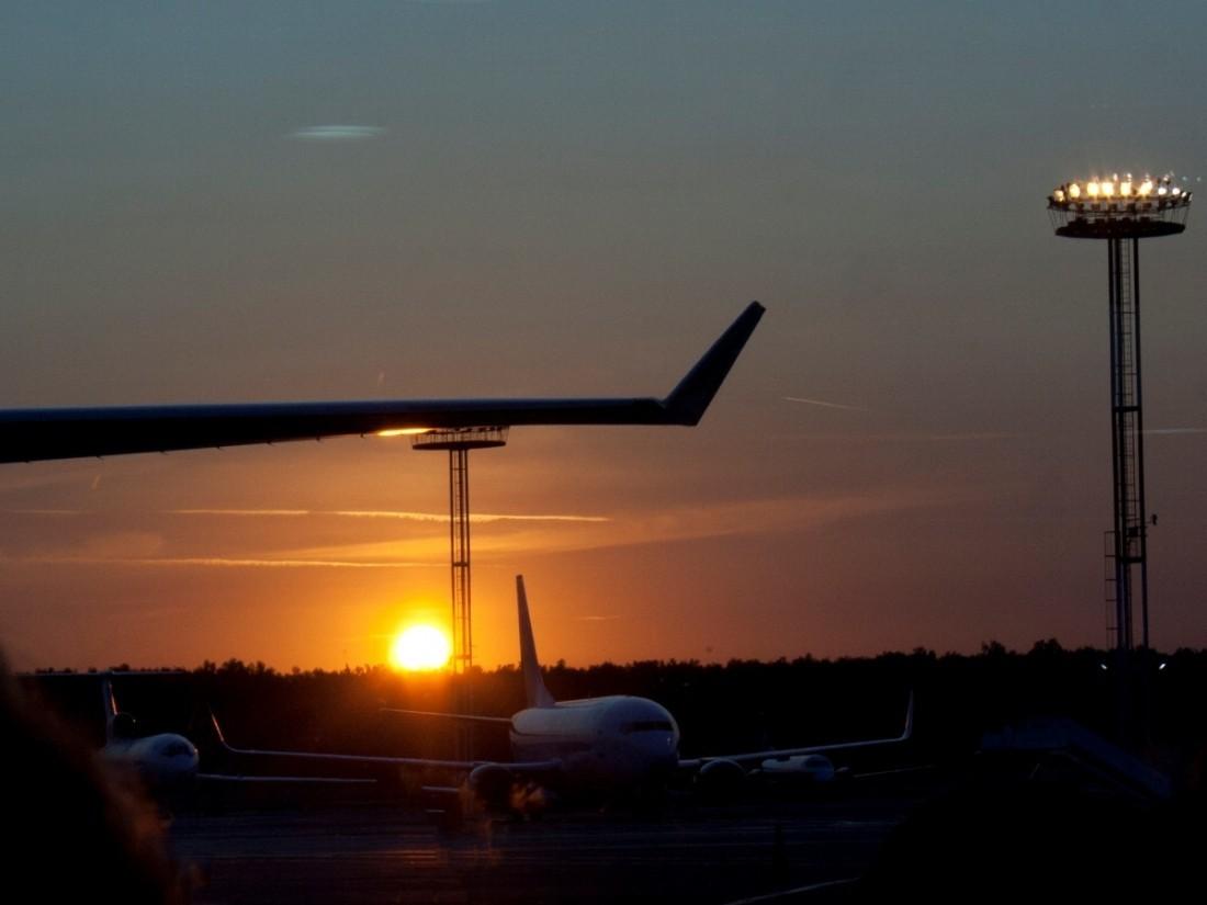 Авиакомпания Air France поддержала забастовку иотменила 30 процентов рейсов
