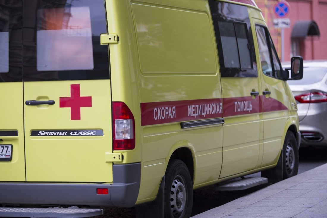 ВСтокгольме навызов кпострадавшему приехала «скорая» сномерамиРФ