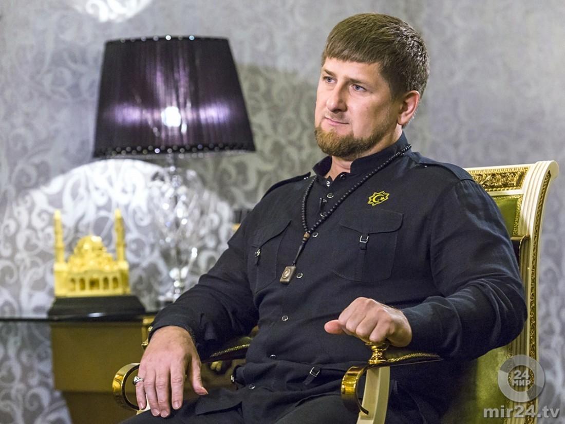 Кадыров проинформировал обобнаружении вИраке свежей группы русских женщин идетей