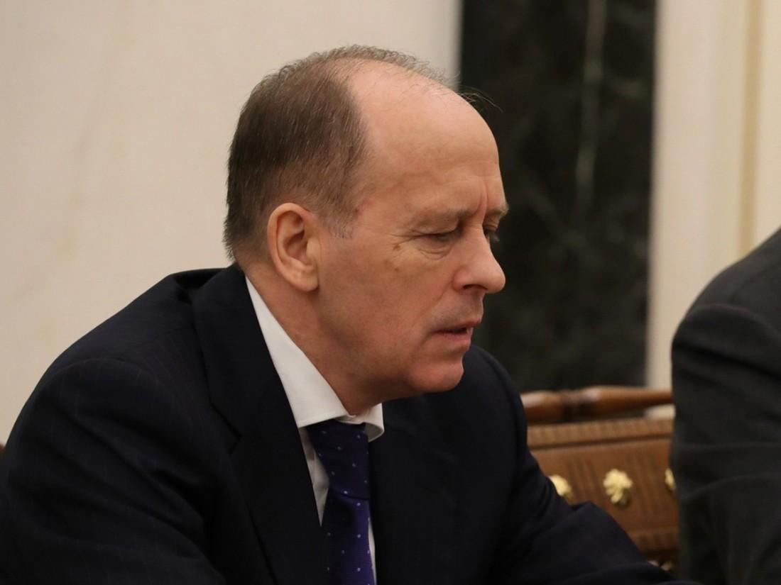 Руководитель ФСБ проинформировал опредотвращении 23 терактов в Российской Федерации в этом году