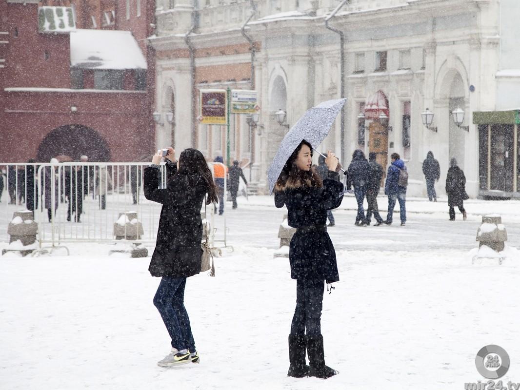 Какая погода ожидает южноуральцев вначале рабочей недели, 18декабря