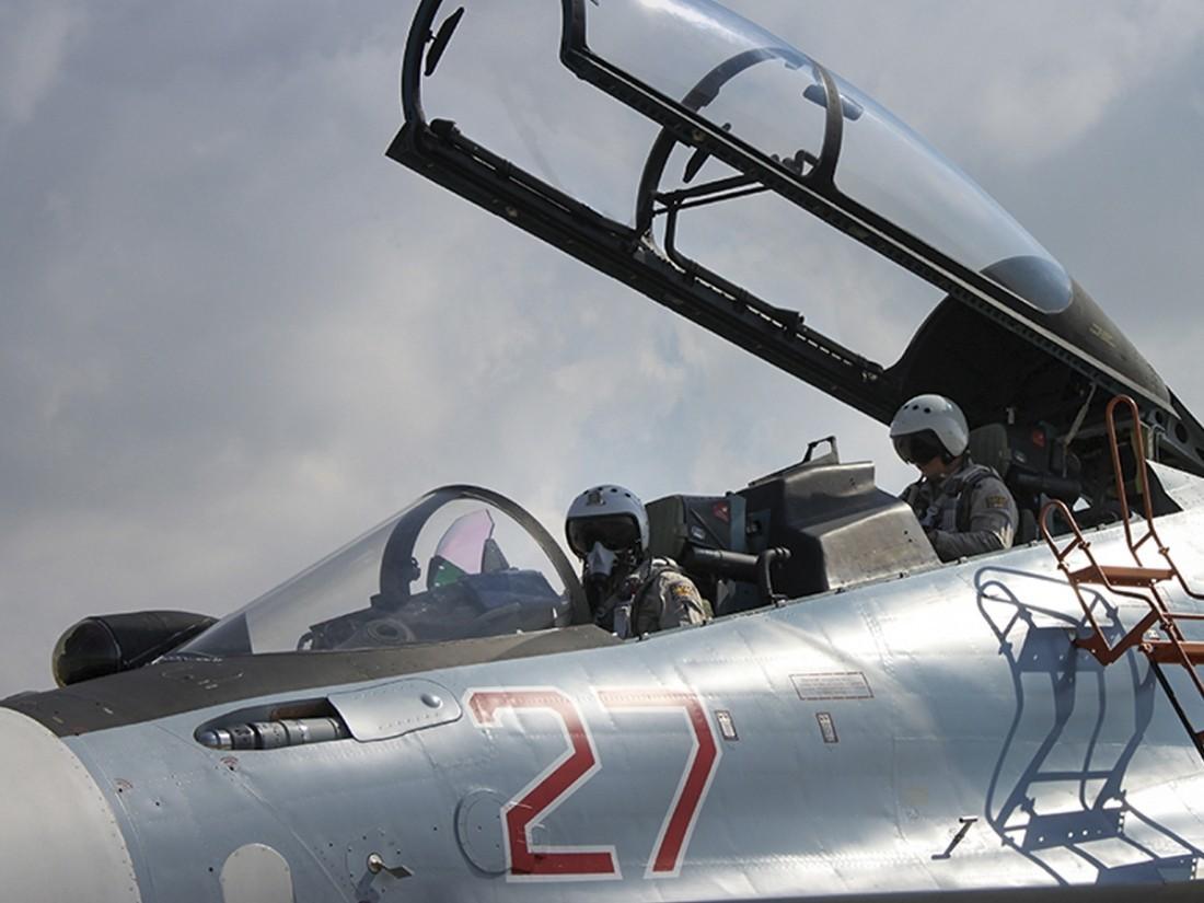 Российская Федерация создаст самый новый самолет слазерным оружием
