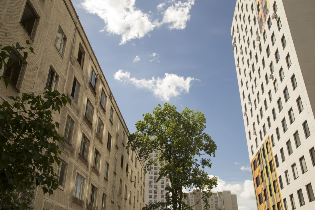 Стартовые площадки реновации появятся наместе 5-ти - 7-ми столичных долгостроев