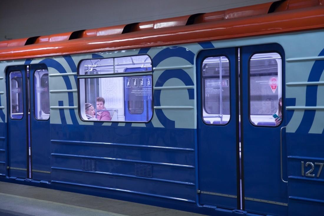 Два сбоя произошли утром нафиолетовой ветке московского метро