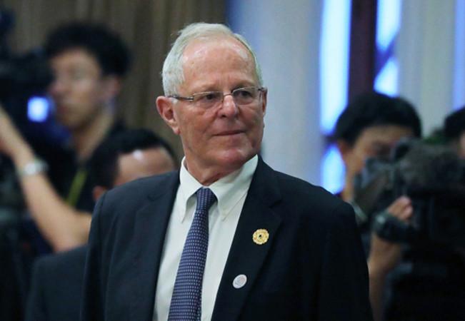 Парламент Перу поддержал инициативу озапуске процесса импичмента президента Педро Пабло Кучински
