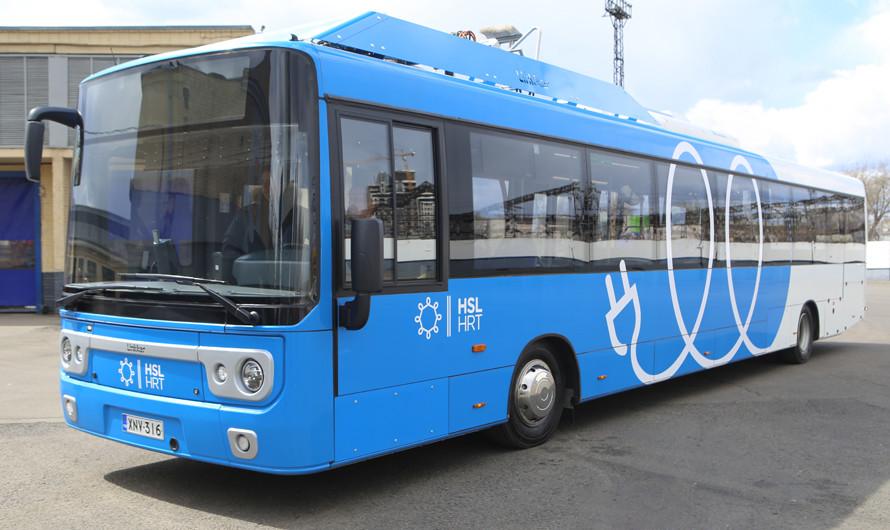 Московские власти объявили конкурс напоставку 300 электробусов напротяжении 2018г