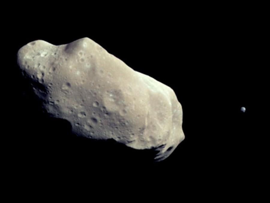 Вкосмосе обнаружили корабль пришельцев вастероиде «Оумуамуа»