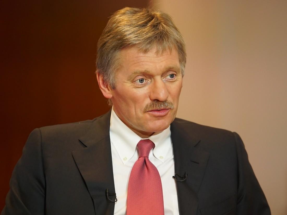 Песков объявил, что поставки оружия Киеву могут «подогреть горячие головы»
