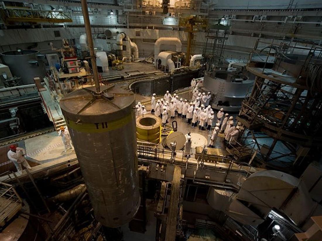 Новый энергоблок Ростовской АЭС вышел наминимально контролируемый уровень мощности