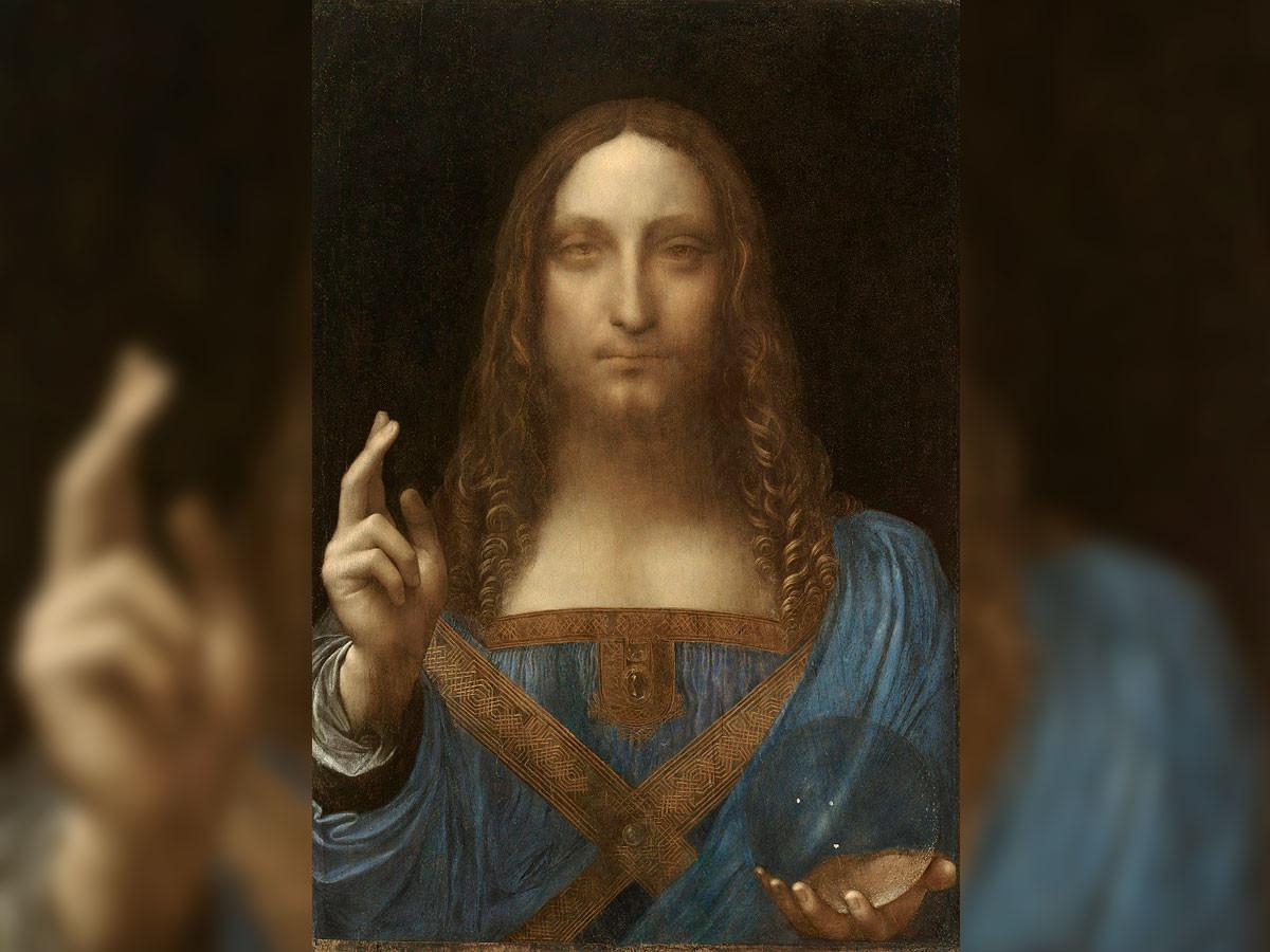 Самые известные картины Леонардо да Винчи