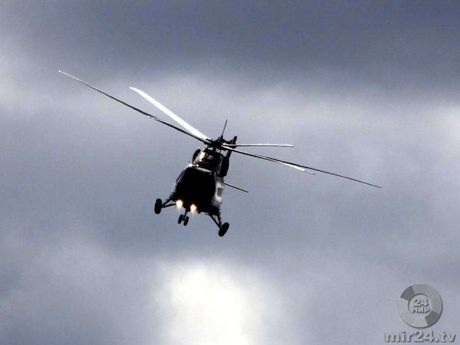 Военный самолет США бросил неизвестный объект надетский парк вСША
