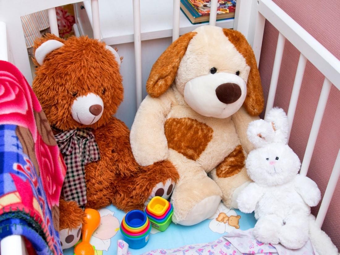 Ученые призвали непокупать детям большое количество игрушек
