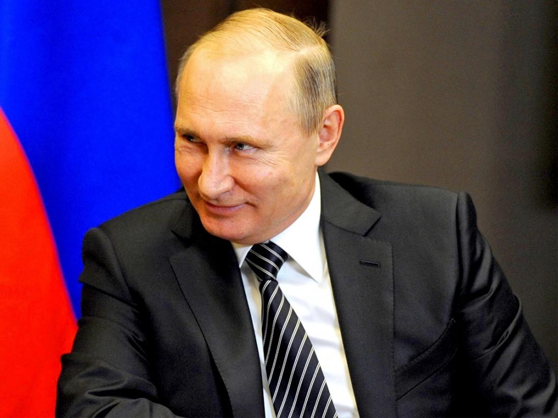 Путин сказал, как сыграл «Мурку» нафортепьяно