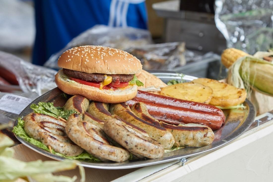 гамбургер рецепт с сгсикой