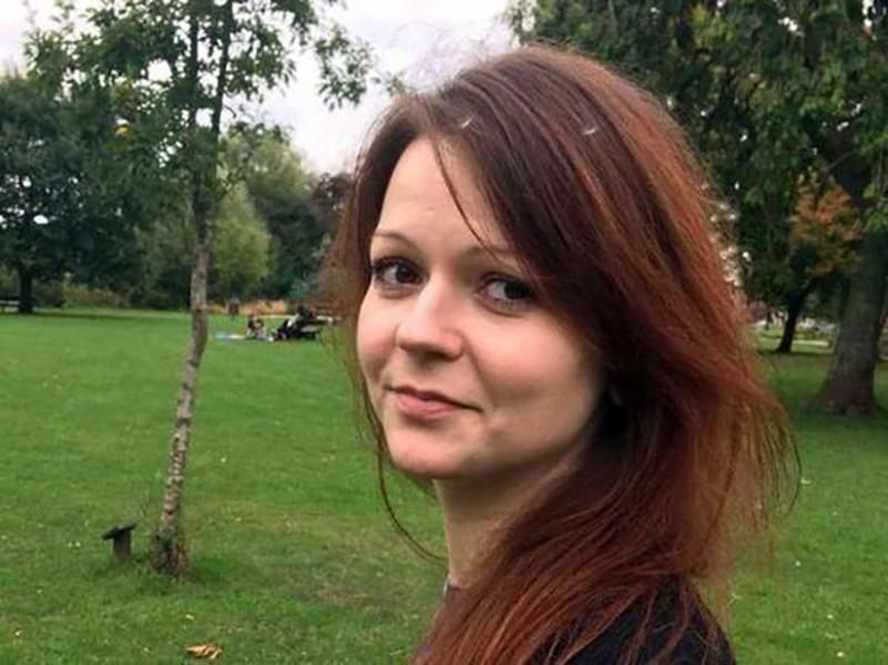 Юлия Скрипаль хочет вернуться в Россию. Из-за жениха и собаки