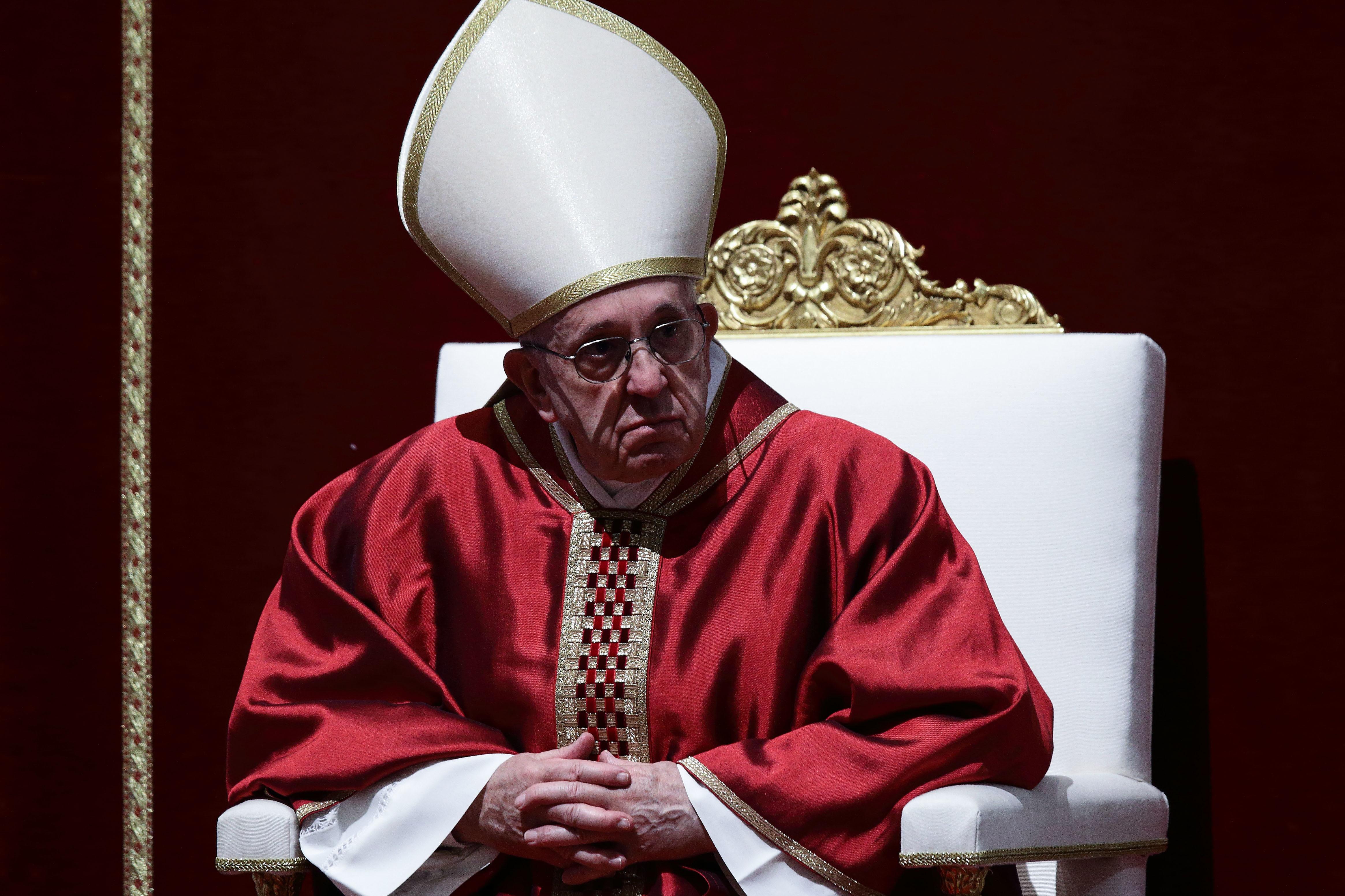 Плодов мира просим для Украины— Папа Франциск