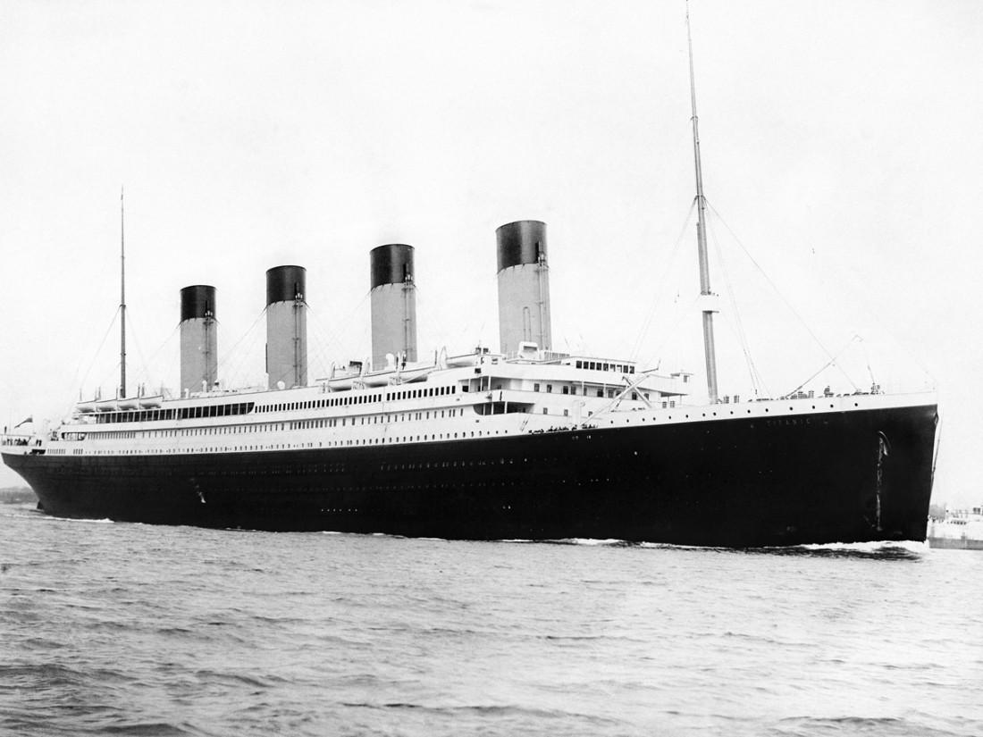 Меню первого обеда на«Титанике» продали нааукционе за140 тысяч долларов