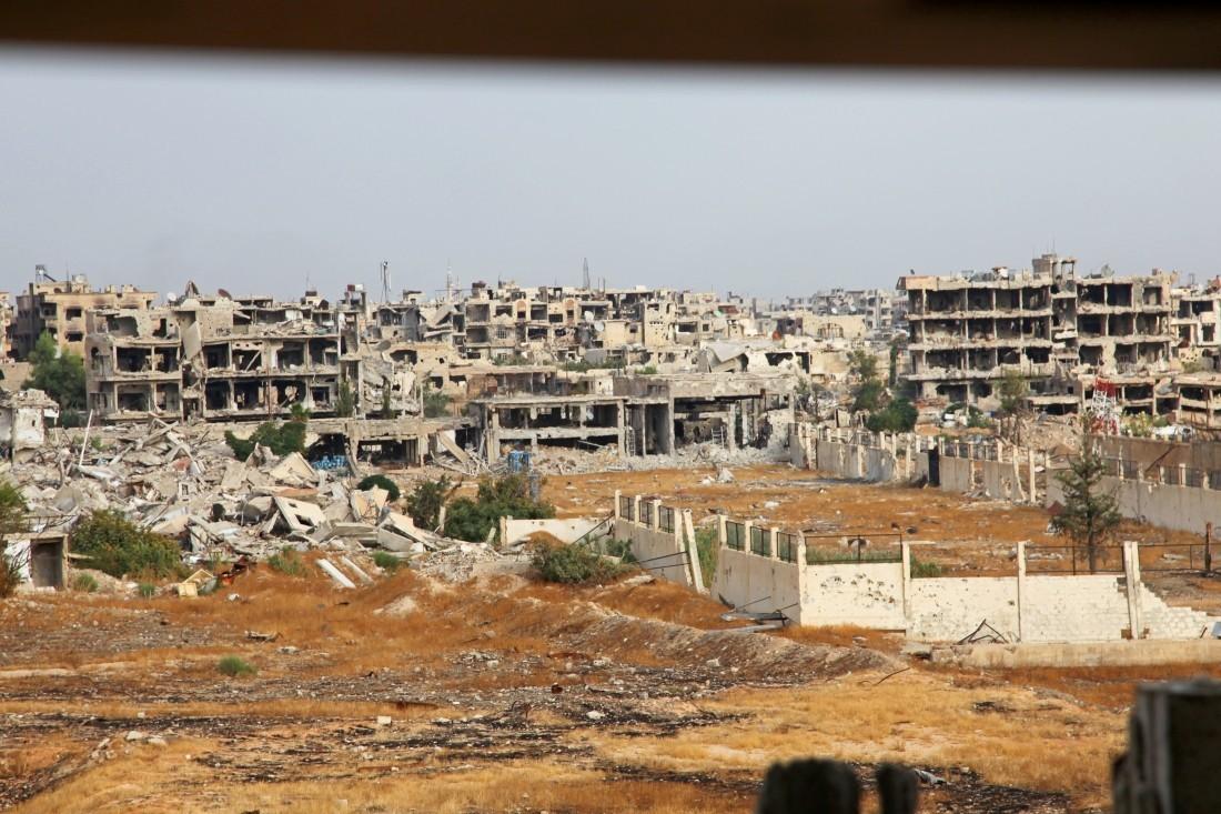ВОЗ направила делегацию всирийскую Думу для оценки медобстановки