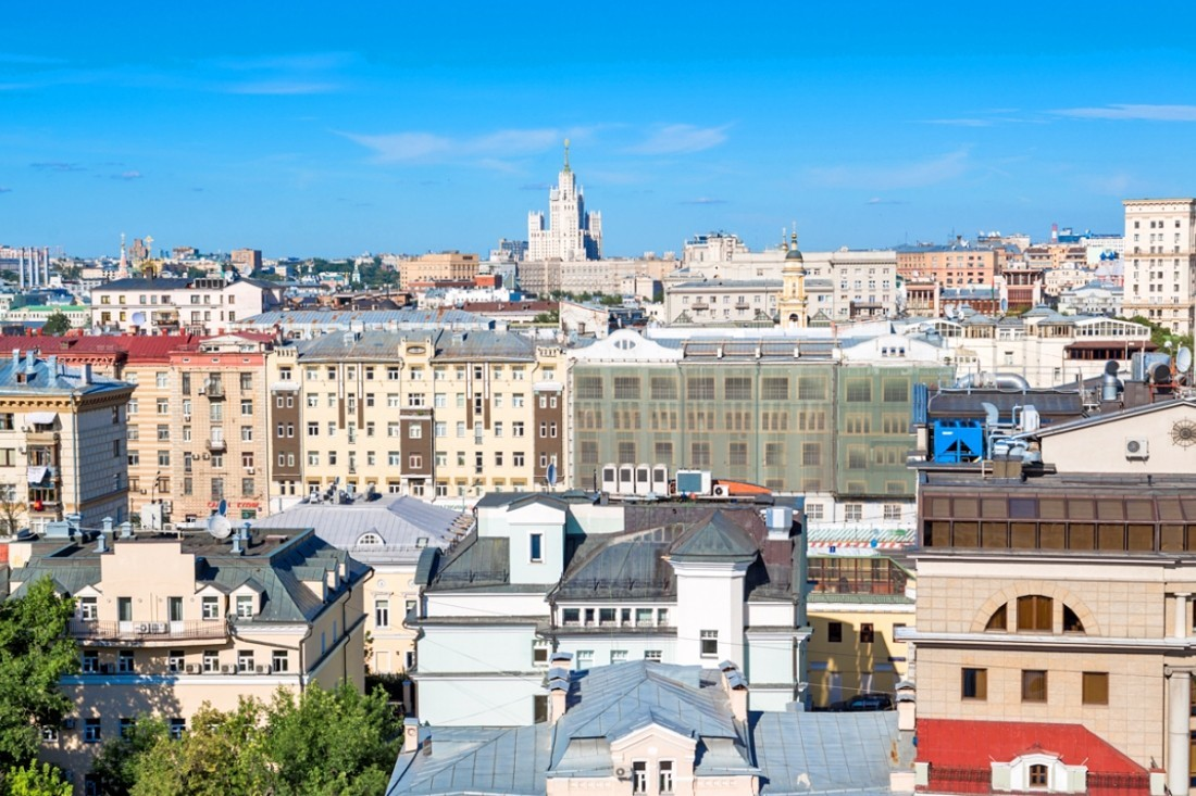 Намосковский рынок недвижимости выходят внутренние инвесторы