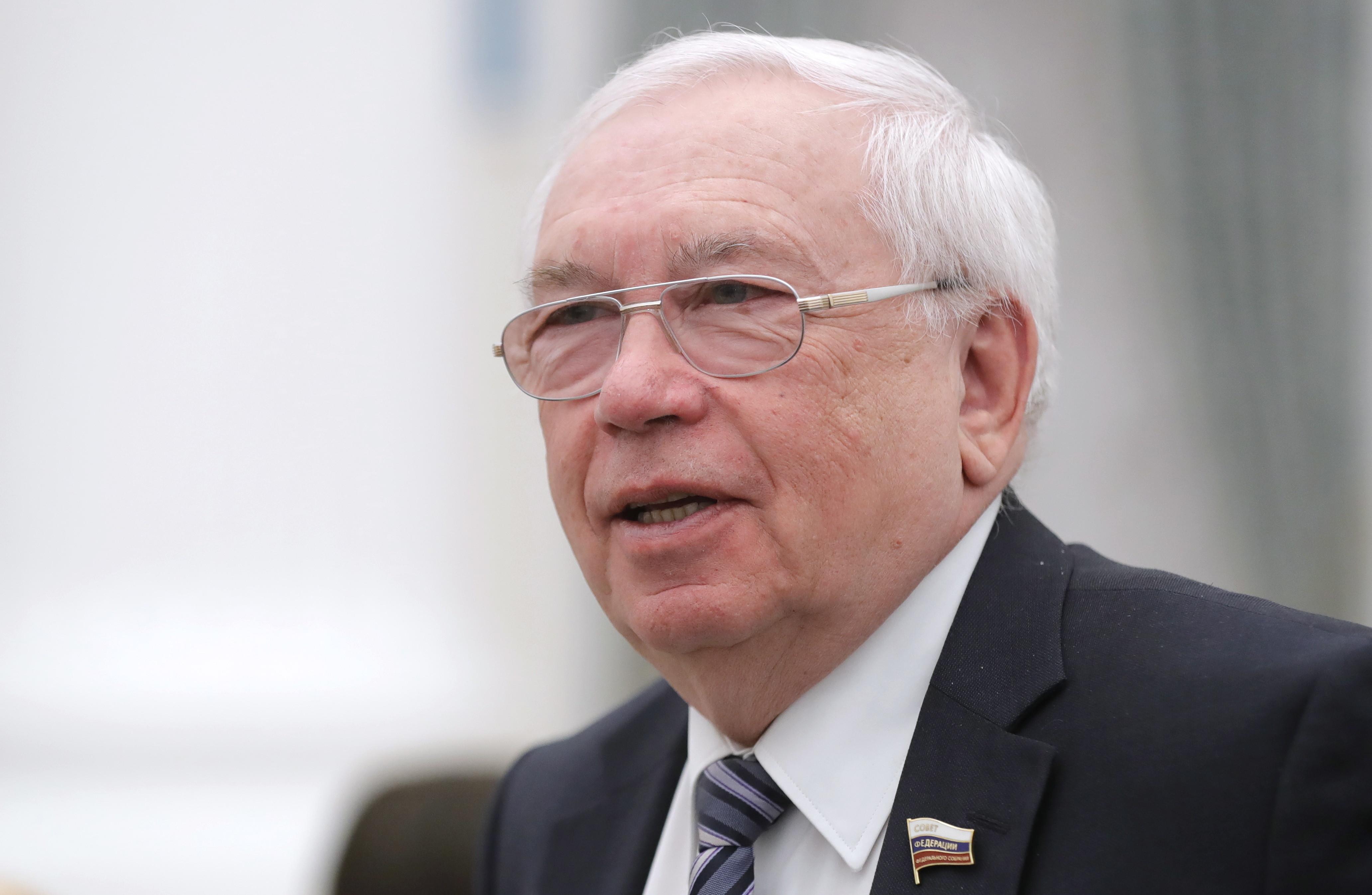 Президент Паралимпийского комитета РФ Владимир Лукин будет переизбран нановый срок