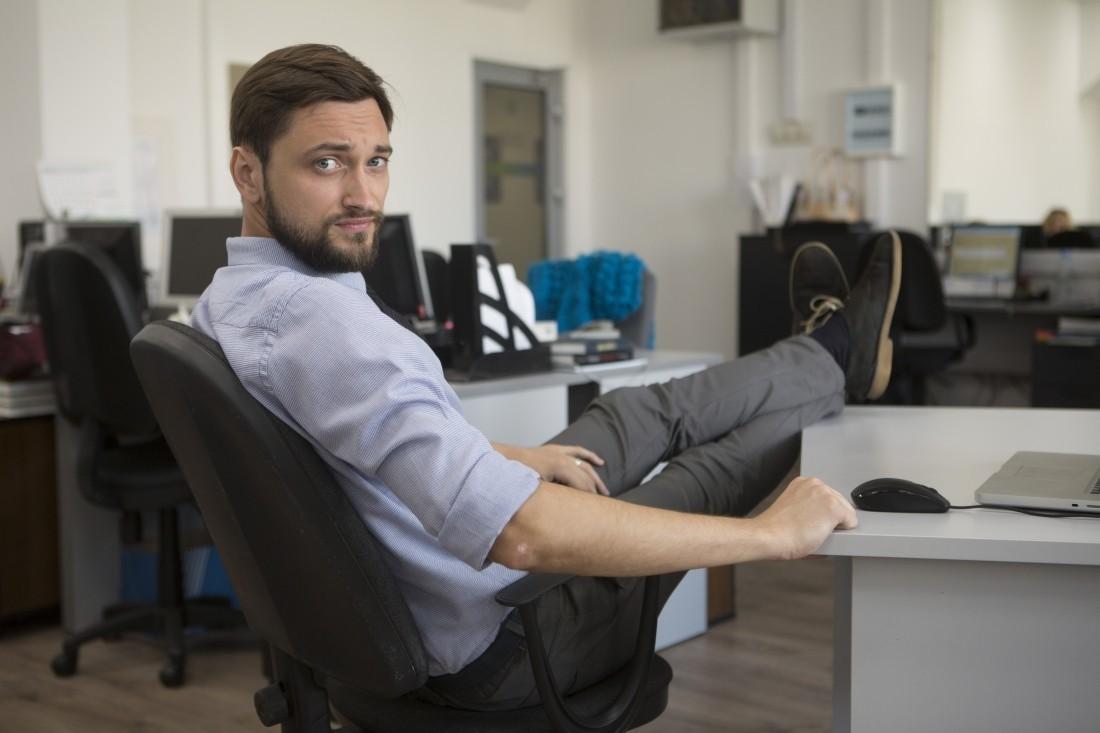 Хотите работать в таком офисе