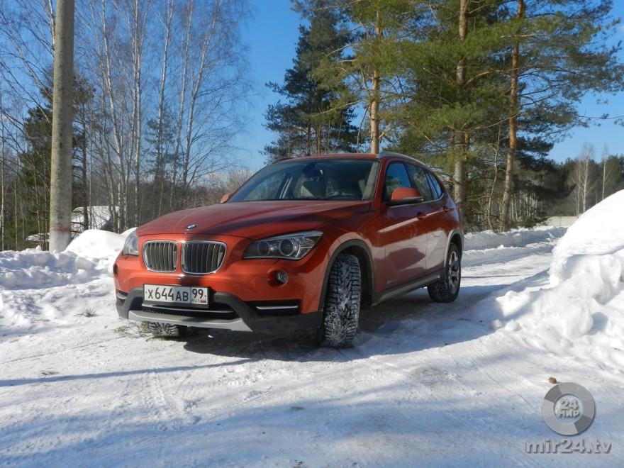 BMW X1. Искусство обольщения