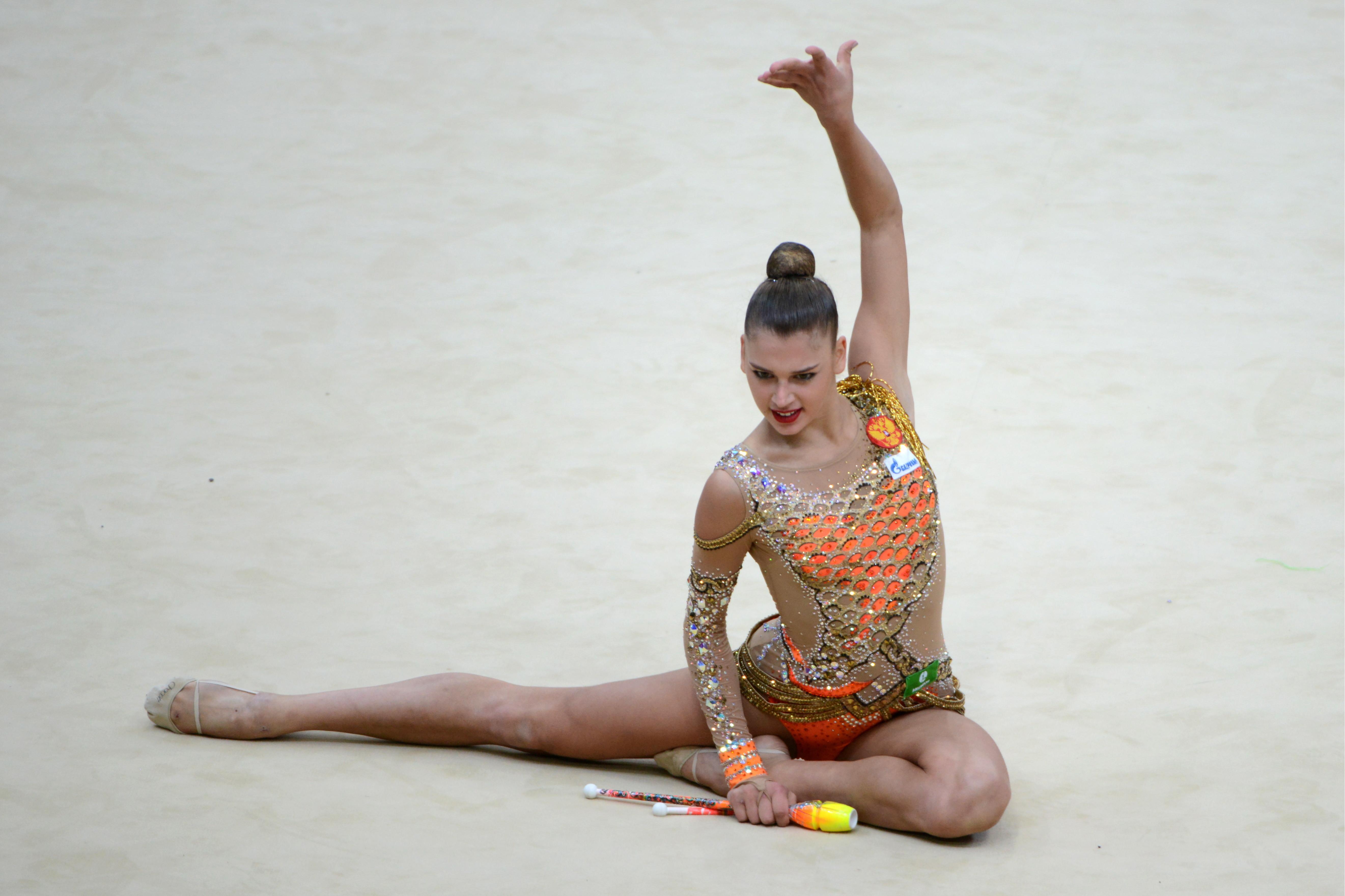 Солдатова одолела вмногоборье наэтапе Кубка мира похудожественной гимнастике