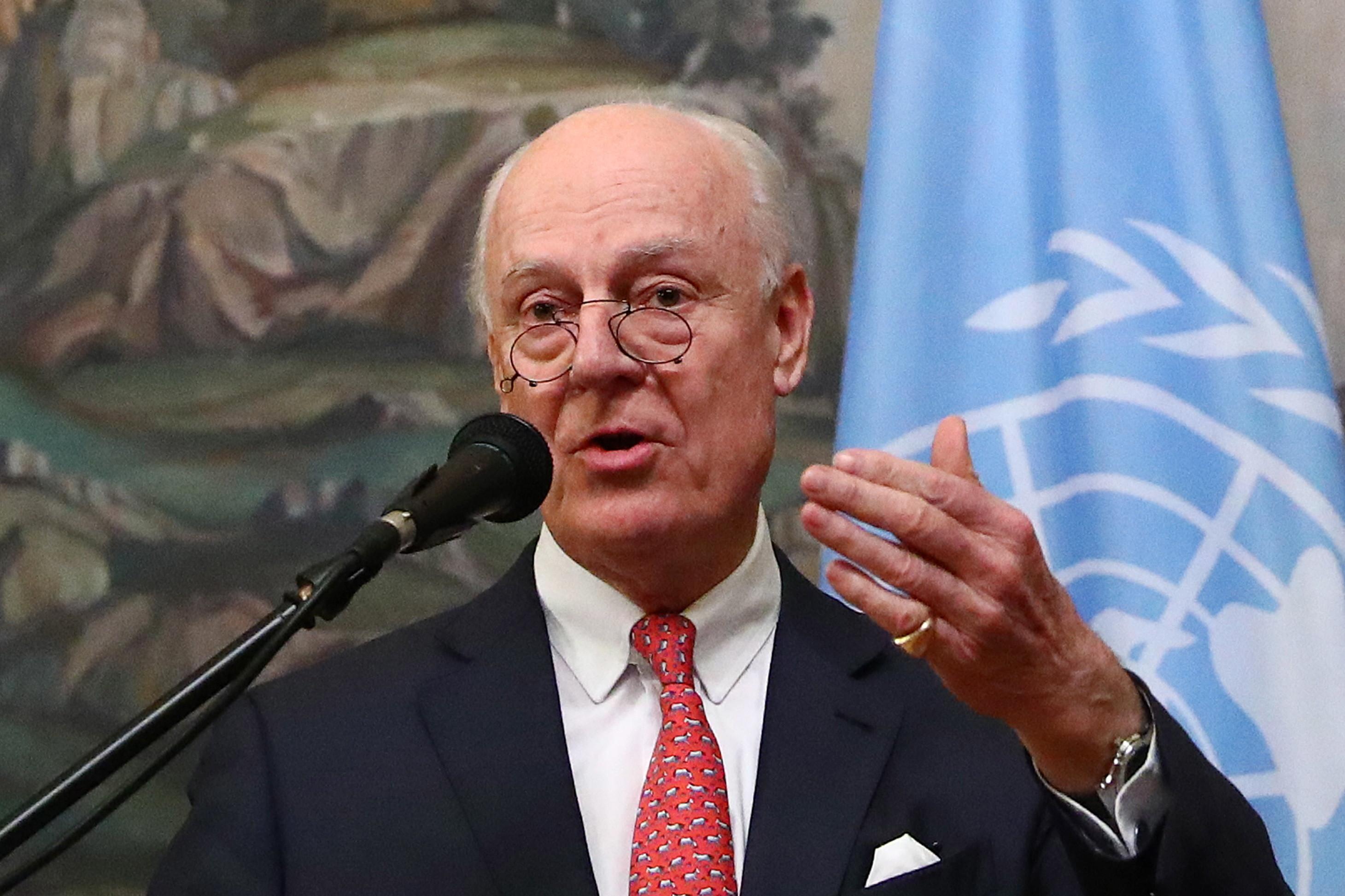 Лавров обвинил коалицию вподрыве межсирийских переговоров вЖеневе