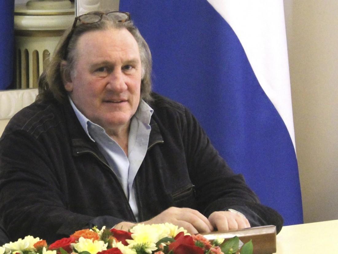 Отец планировал снимать кино вместе сДепардье— Никита Высоцкий
