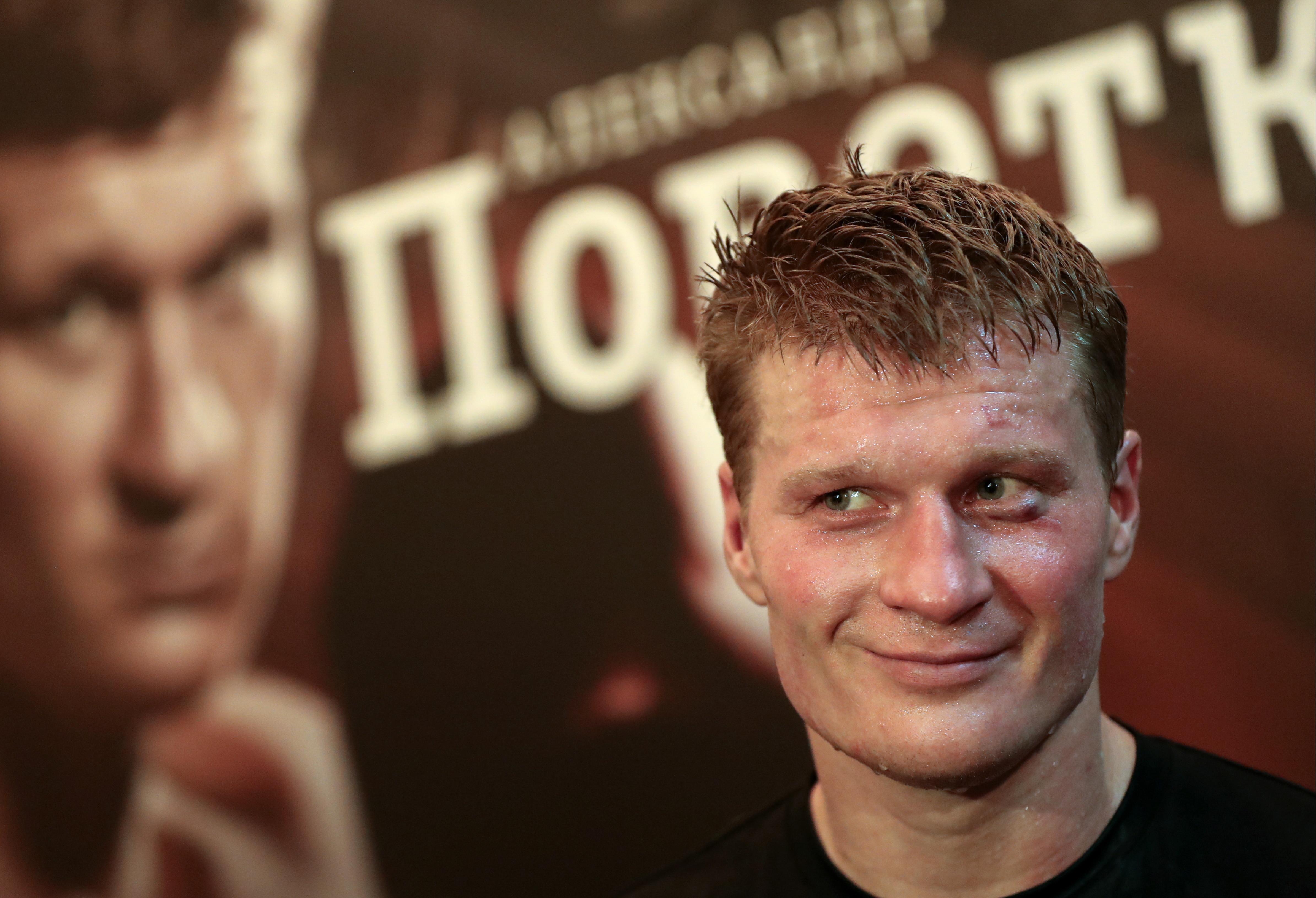 Александр Поветкин отсудил уУайлдера 4,3 млн.  долларов