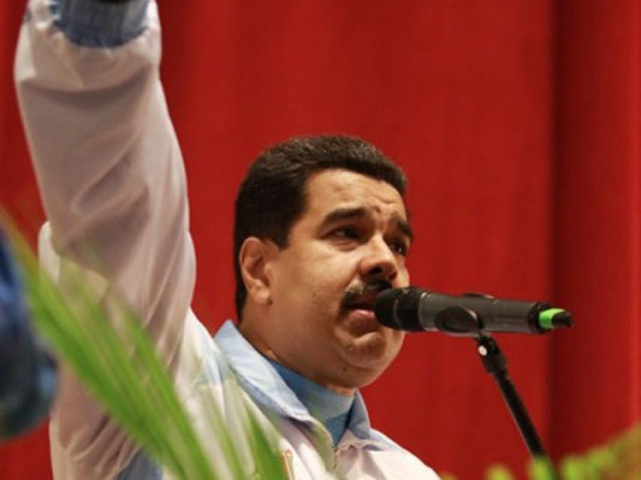 Венесуэла просит США выдать подозреваемого впокушении наМадуро